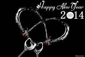 corazon de año nuevo