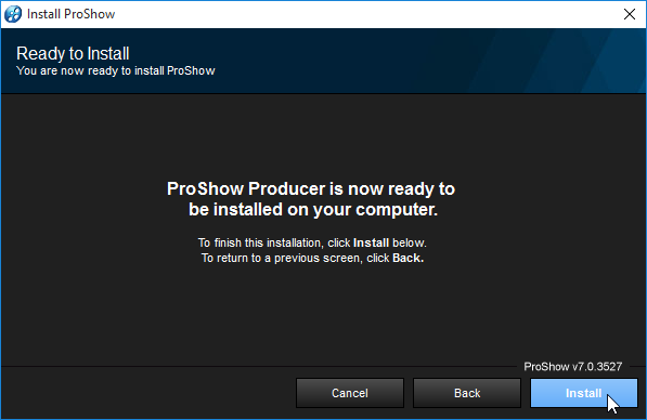Photodex ProShow Producer v703527 Patch FR