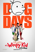 diary of a wimpy kid character movie poster