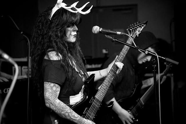 Denigrata Female Fronted Avant Garde Black Metal Band from United Kingdom, Denigrata, Female Fronted Avant Garde Black Metal Band from United Kingdom, Denigrata, Female Fronted Avant Garde Black Metal Band