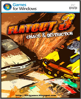 FlatOut 3 Chaos And Destruction Update 12 -RELOADED PC