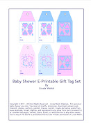 Our Baby Shower E-Printable Gift Tag Set