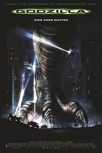 Godzilla (BRRip HD Dual Inglés / Latino Subtitulada) (1998)