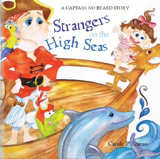 Captain No Beard: Strangers on the High Seas