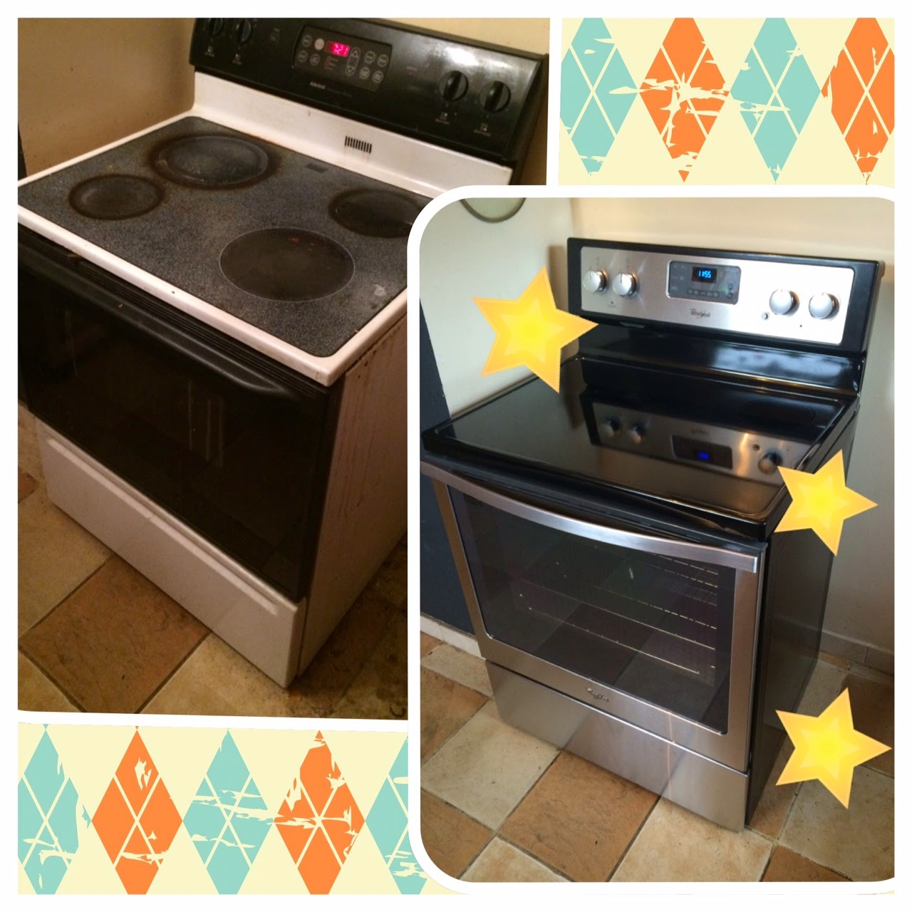 New stove! - heatherq.com