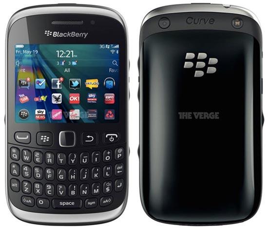 Blackberry Curve 9320 - Denny Neonnub