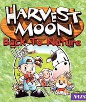 cover Harvest Moon Back to Nature Bahasa Indonesia untuk PC