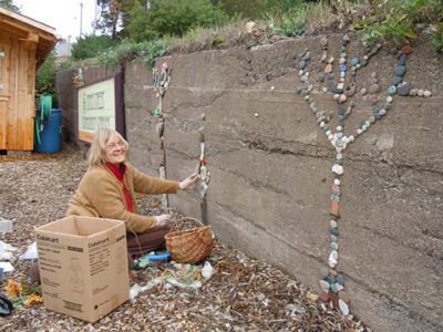 Ryan Street Community Garden Art Fertility