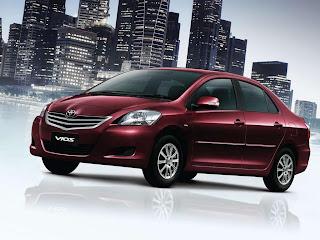 Daftar Harga dan Spesifikasi Toyota All-New Vios 2013