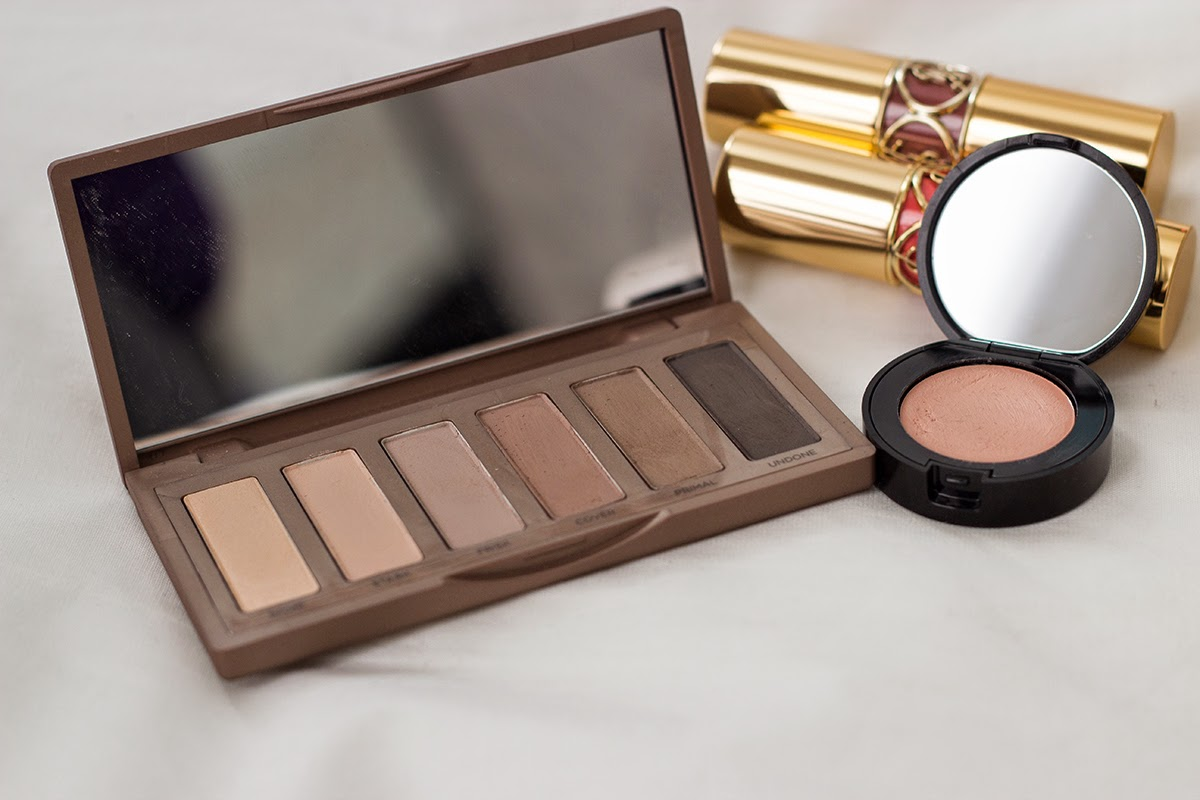 star violet november favorites - naked2 basics and bobbi brown corrector in light bisque