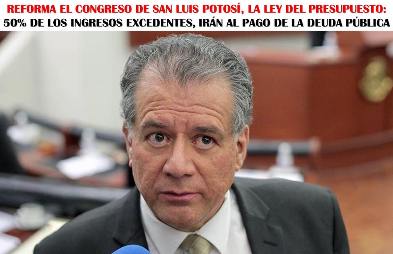 LA XI LEGISLATURA DE SAN LUIS POTOSÍ: ACUERDOS A TU FAVOR.