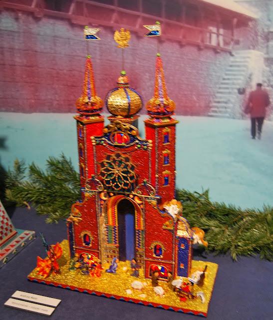 Kraków szopki, wystawa szopek krakowskich