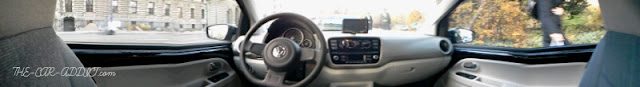 Vw up! Innenraum Interior