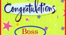 Congratulation messages boss job promotion m4hsunfo