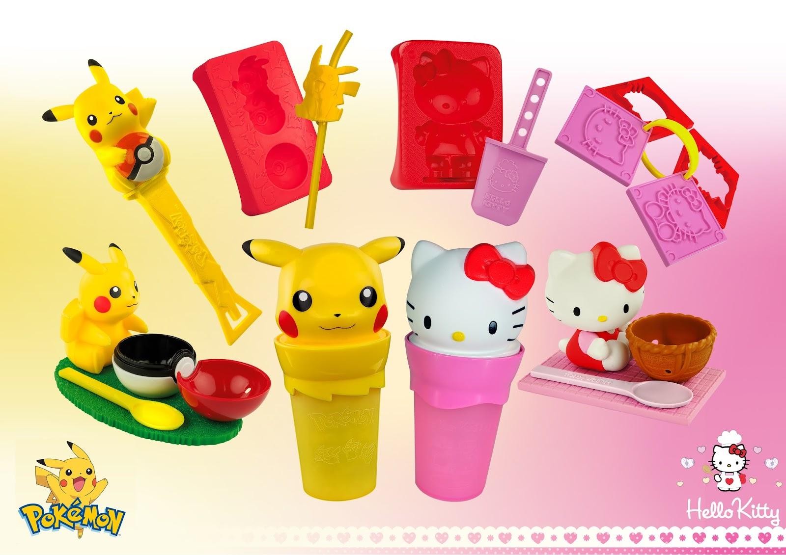 Hello Kitty Mcdonald S Toys : Yolantele pokemon hello kitty toys for mcdonald s