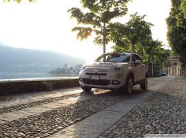 Prove: Fiat 500X 1.6mjet 120cv Lounge