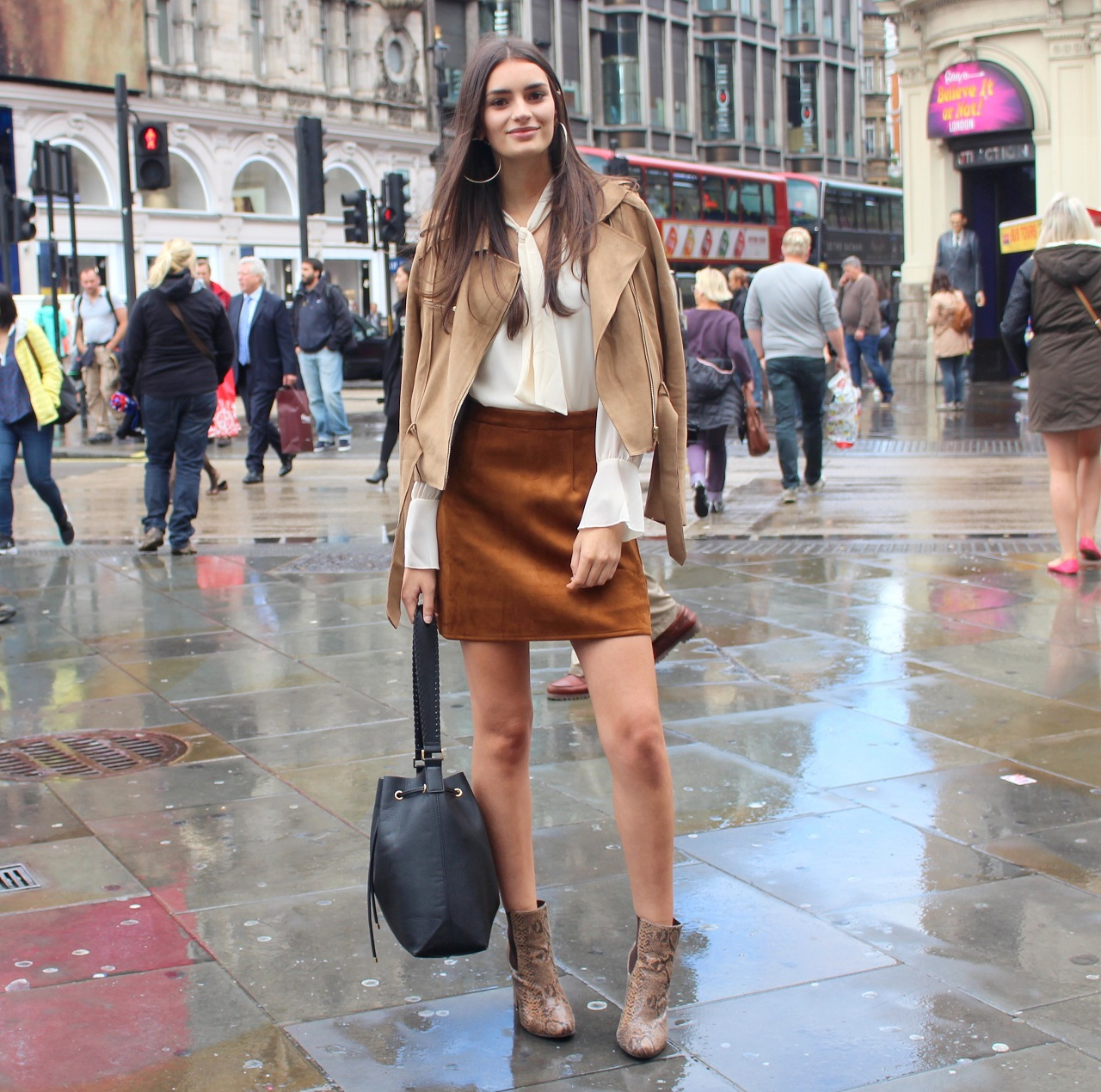 LFW: What I Wore Day 1