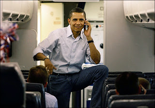 Barack Obama and BlackBerry, BlackBerry 10