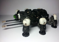 PUNISHER/FIREWALL - HEAVY ASSAULT WALKER - DUST TACTICS 1