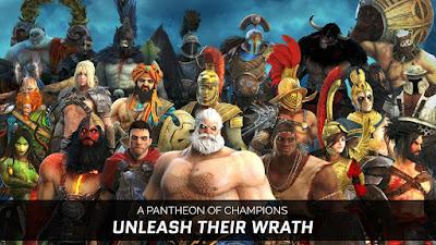 Gods of Rome v1.0.0n MOD Apk