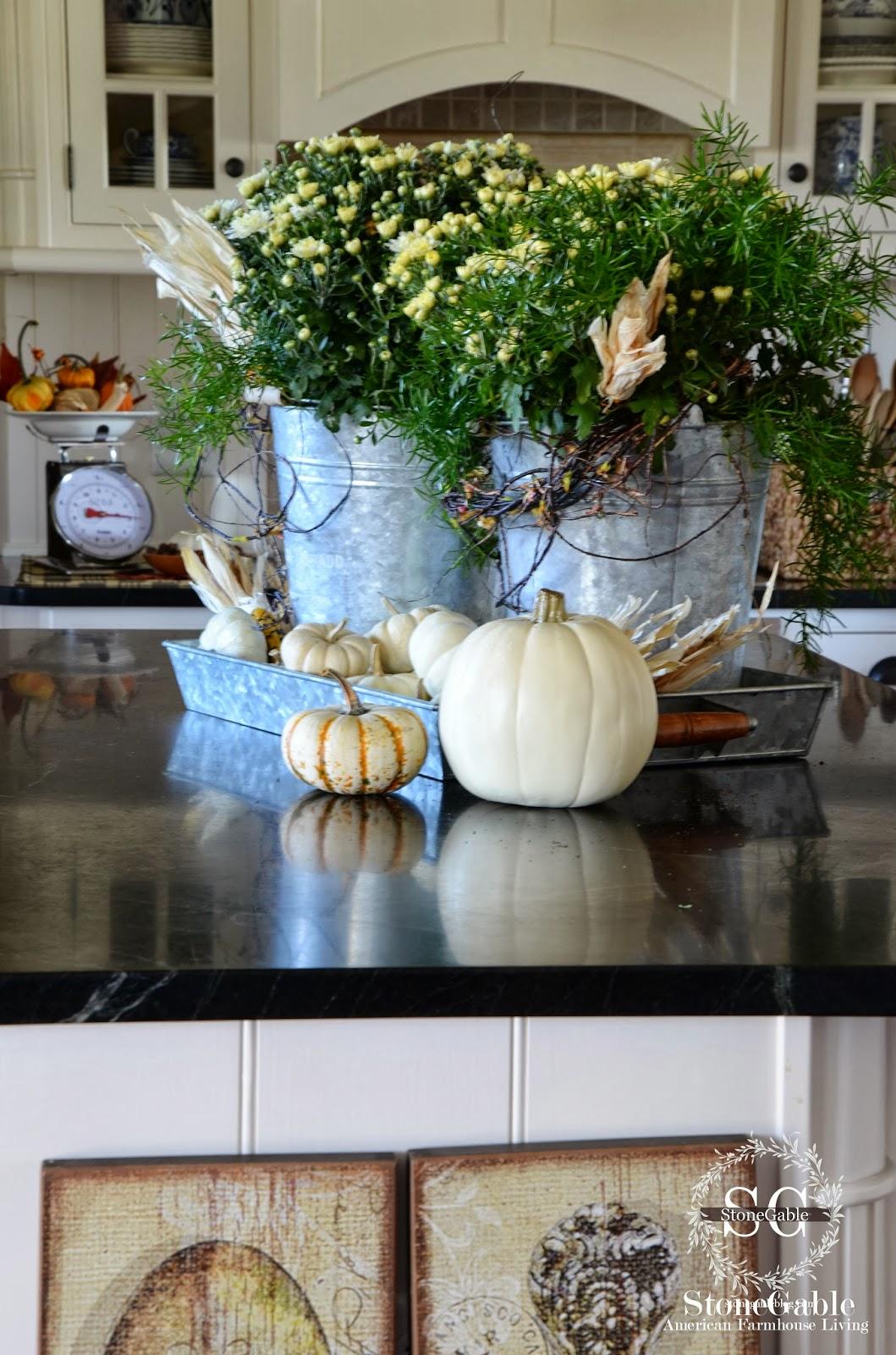 Fall Around The Kitchen Stonegable