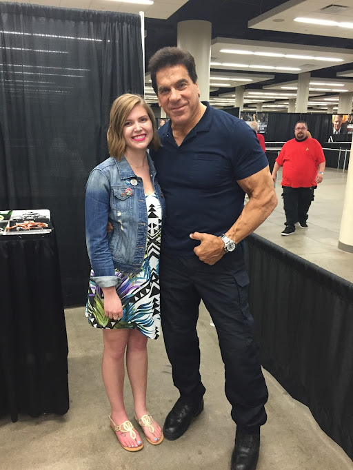 wizard world comic con des moines lou ferrigno