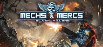 Free Download Mechs & Mercs Black Talons PC Game