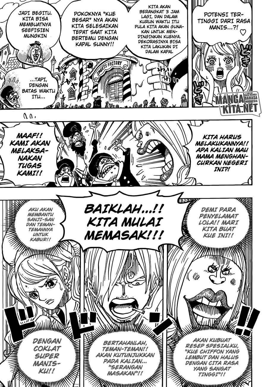 One Piece Chapter 880-9