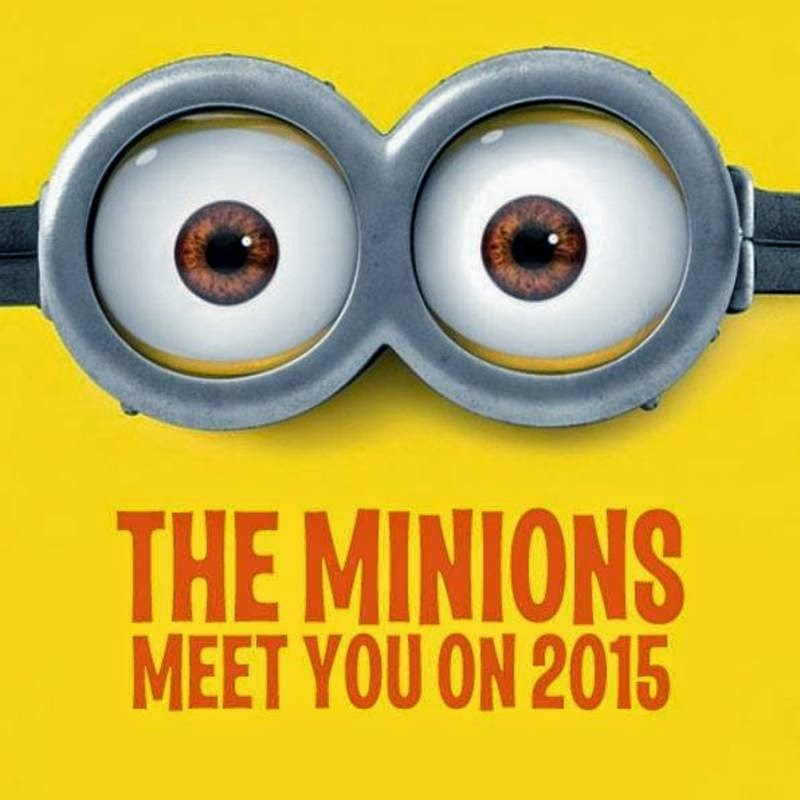 Gambar Minions 2015 Movie Happy New Year