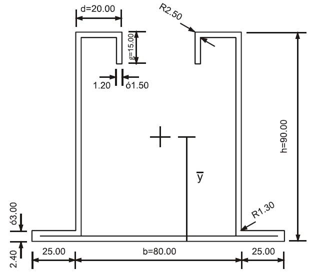 Caracteristicas del perfil placa facil construya f cil for Medidas en la arquitectura