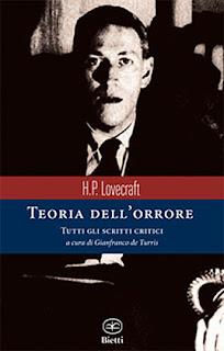 Teoria dell'Orrore, 2011, copertina