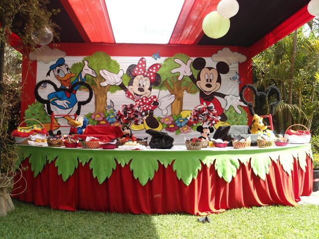 Sorpresas de fomi de Mickey Mouse - Imagui