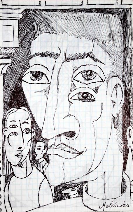 La mirada del joven