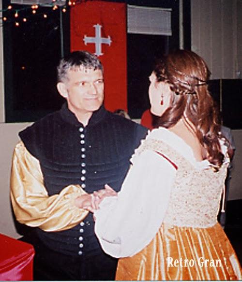 Renaissance Wedding Ceremony