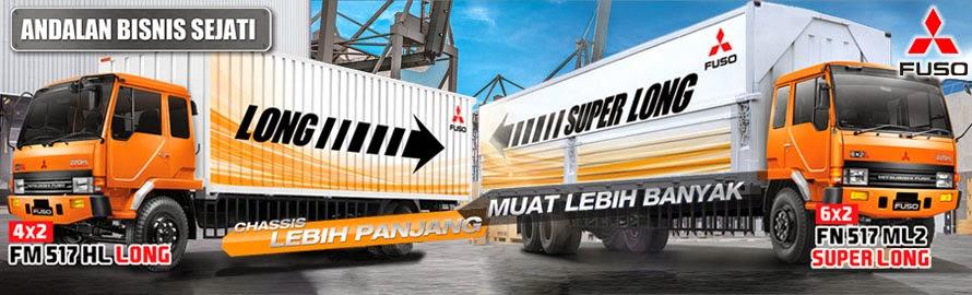 Mitsubishi Fuso SuperLong Jambi