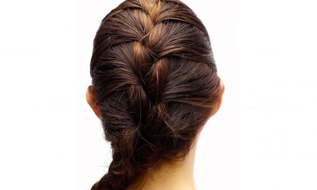 Peinados fáciles con trenzas aprende a hacerlos paso a  - Aprender A Ser Peinados Con Trenzas