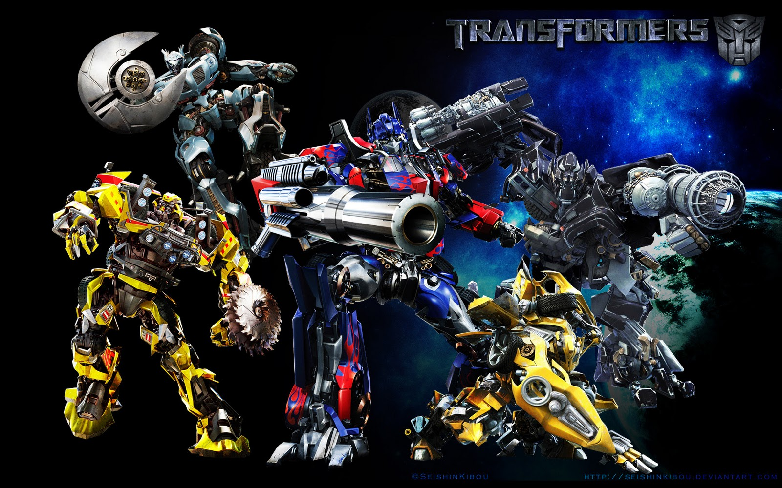 TRANSFORMERS MATRIX WALLPAPERS: Autobots movie HD
