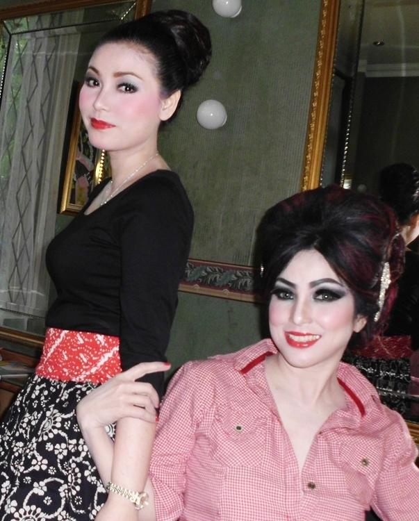 Sanggul Pernikahan Artis | Wedding Dresses