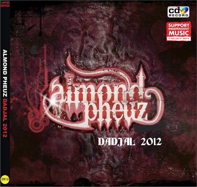 Almond Pheuz album Dadjal 2012