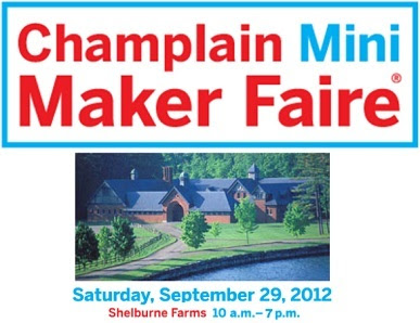 Champlain Maker Faire