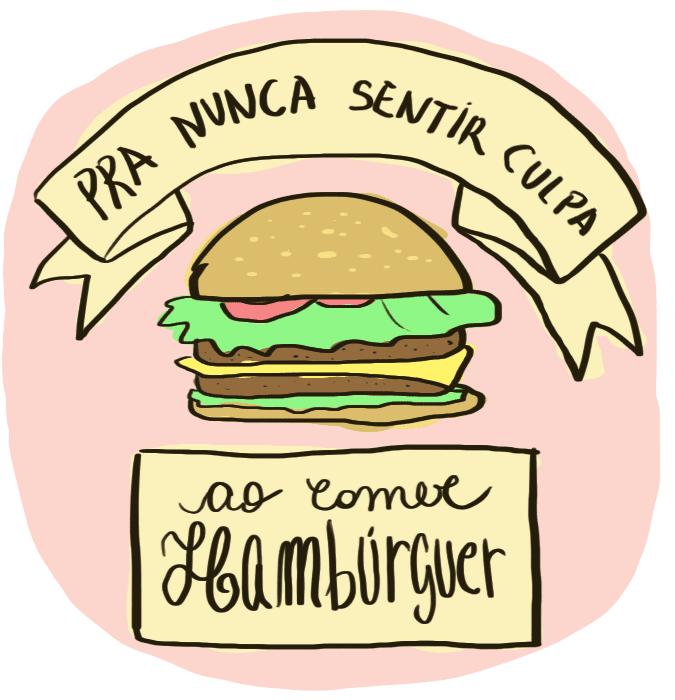 Discípulos de Peter Pan - DDPP - Pra nunca sentir culpa ao comer hambúrguer