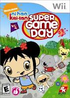 Ni Hao, Kai-Lan: Super Game Day – Wii