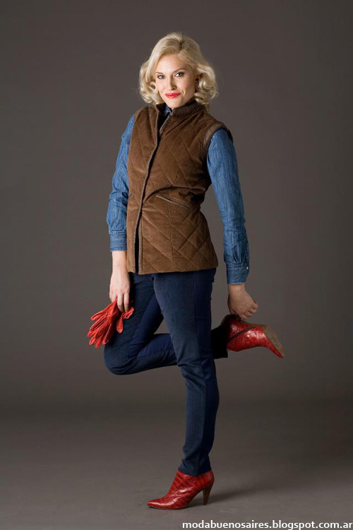 Noelia G invierno 2013 moda