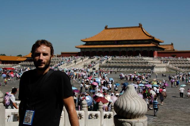 Ciudad Perdida, Pekín.