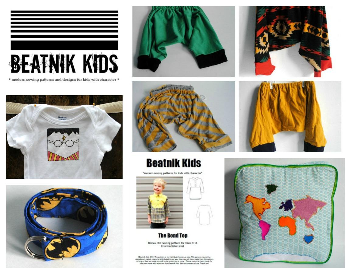 Beatnik Kids Etsy Shop Black Friday
