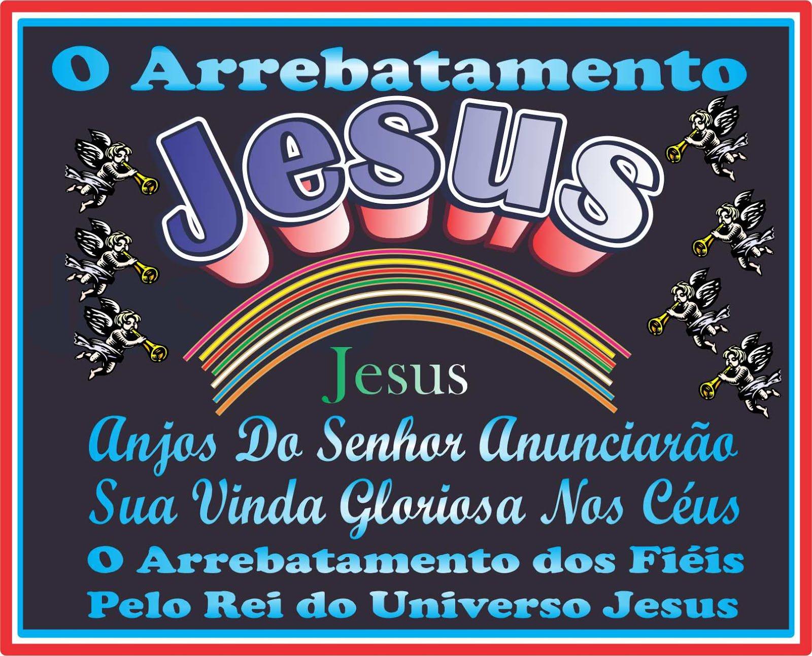 O Arrebatamento dos Fiéis A Noiva de Cristo Jesus
