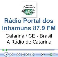 Rádio Portal dos Inhamuns 87,9 FM Online. Clique na imagem