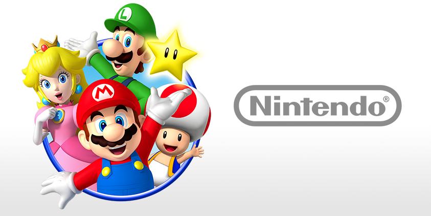 Nintendo y sus personajes