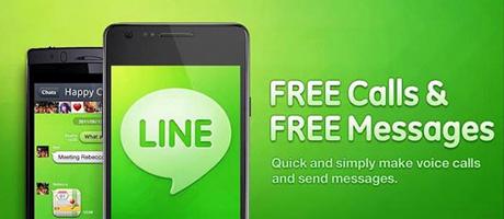 download aplikasi line