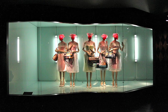 Louis Vuitton Marc Jacobs exhibition Paris